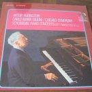 "Arthur Rubinstein, C. Giulini, Chicago Symph: 'Schumann: Concerto in A Minor"" NM"