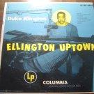 "Duke Ellington: ""Ellington Uptown"" - '53 LP - Near Mint with nice cover!"