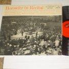 """Vladimir Horowitz: """"Horowitz in Recital"""" - his '57 Classical Piano LP - nice!"""