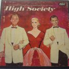 "Box ONLY for '56 4 disc set: Crosby, Kelly, Sinatra: ""High Society"" - VG Cond'n!"