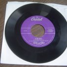 """Margaret Whiting & Jimmy Wakely: """"Silver Bells"""" / """"Christmas Candy"""" - '50 - nice"""