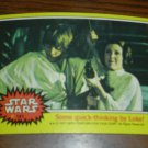 Vintage 1977 Star Wars Collector Card #141 - Excellent!