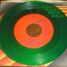 "Louise Mandrell: ""Romance"" - her '82 Country hit - DJ -  green vinyl/Near Mint!"
