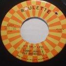"Tommy James & The Shondells: ""It's Only Love"" - rarer '66 Pop Rock - EX - pl NM!"