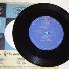 "Brook Benton: ""Hit Record"" / ""Shadrack"" - rare 7"" 33rpm in Stereo - Near Mint!"