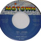 "Mary Wells: ""Two Lovers"" / ""Operator"" - classic 62 Motown - nice - plays well!"
