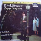 """Frank Sinatra: """"Songs For Young Lovers - Pt 1"""" - '55 EP - nice vinyl - pl well!"""