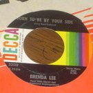 """Brenda Lee: """"Take Me / Born To Be By Your Side"""" - her '67 hit - Near Mint!"""
