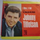 "Johnny Tillotson: ""I Rise, I Fall / I'm Watching My Watch"" - NM '64 w-nice PS!"