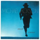 "Picture Sleeve ONLY: Michael Jackson: ""Smooth Criminal"" - from '83 - Near Mint!"