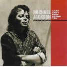 "Picture Sleeve ONLY: Michael Jackson: ""I Just Can't Stop Loving You"" - '87 - nice!"
