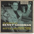 """EP Cover ONLY: Benny Goodman: """"The Golden Age Of Benny Goodman"""" for '56 duo EP!"""