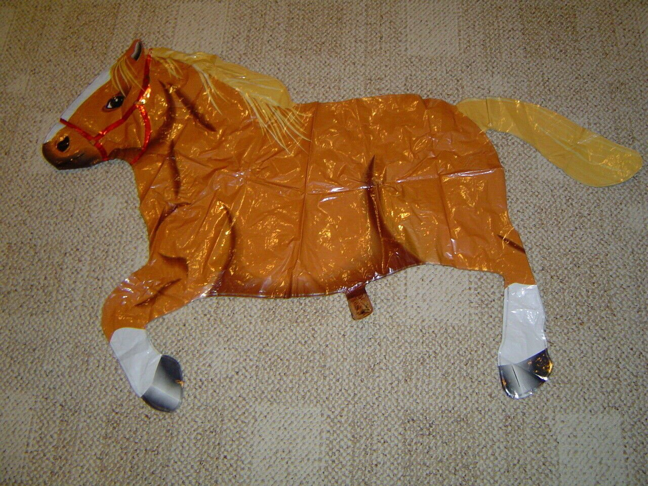"""Inflatable Horse/Pony in Excellent Condition 42"""" x 29"""""""