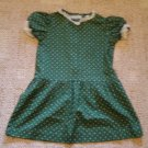 Vintage 1980's Girl's Dress Size 6 in Excellent Condition - Cute!