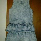 Vintage late '80's/early '90's Teen Denim Jumper- Excellent Condition