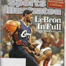 Sports Illustrated: April 24, 2006 NBA Playoffs LeBron in Full - EX!
