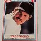 Post First Collector Series #17 of 30 1990 Wade Boggs Boston Red Sox - EX!