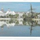 Postcard: Disney's Yacht Club - Walt Disney World - 1996 - New Condition!