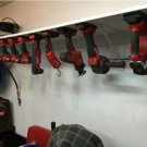 10 Pack Milwaukee M18 Battery Slot Tool Mount