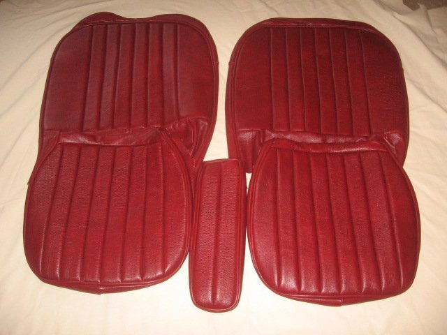 MGA Covers ALL LEATHER..