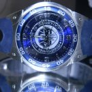 Men's Europa Watch Co 40 mm Blue Dial Pennsylvania Institute of Technology Watch