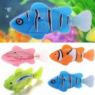 Fashion Swimming Robofish Activated Robo Fish Toy Fish Robotic Battery Powered