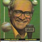 Tuned to Baseball by Ernie Harwell (1986, Paperback) SIGNED Autographed book pb
