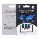 Webcam privacy cover slider super thin design, 3 pack