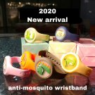 anti-mosquito wristband with plant essential oil