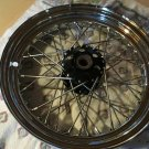 """Indian Chief Motorcycle Chrome Wheel 16"""" indian chief 1947-1953          52-1036"""