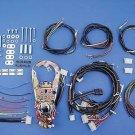 5 Light Dash Base Wiring Harness for Harley Davidson motorcycles v-twin 39-0191