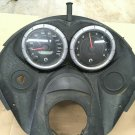 ski doo snowmobile guages and cowling gsx mxz
