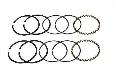 "74"" FLH Piston Ring Set .040 fits Harley Davidson knucklehead 11-0180"