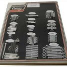 Stock Style Hardware Kit chrome fits Harley Davidson sportster v-twin 8316 CHR