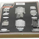 Stock Style Hardware Kit Cadmium fits Harley Davidson sportster v-twin 8319 cad