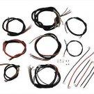 Wiring Harness Kit fits harley davidson WLA 1942-1945 Solo         32-7555