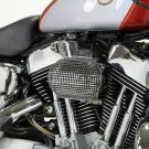 chrome Air Cleaner Assembly fits Harley Davidson sportster v-twin 34-1683