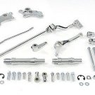 Billet Forward Control Kit fits Harley Davidson sportster v-twin  22-0718