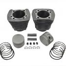 Replica 1200cc Cylinder and Piston fits Harley Davidson sportster v-twin 11-0342