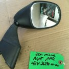 YAMAHA SNOWMOBILE APEX RIGHT MIRROR  4SV-26290-00-00 OEM YAMAHA PARTS