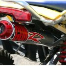 Big Gun EVO R Exhaust Pipe Slip on Muffler Suzuki LTR450 LTR 2006 -2010 09-5462
