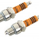 Performance Spark Plugs  fits harley davidson evo 1985-1998              32-6694