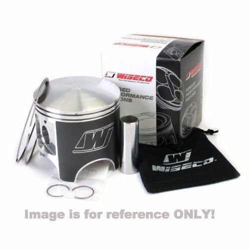 Wiseco - 582M05700 - 1mm Oversize Piston Kit for 1989 Yamaha YZ125 - 57mm