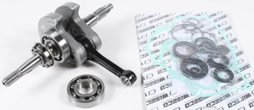Wiseco WPC148 Bottom End Rebuild Kit for Yamaha YFM660 Rhino/Grizzly - 84.00mm