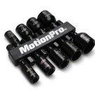 "Motion Pro 9 PC. Magnetic Nut Driver Set 1/4"" Hex Drive Metric Sockets 08-0590"