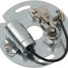DS Breaker Plate With Points and Condenser Harley Davidson #139159