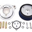 FLT 2008-UP High Flow Air Cleaner Kit FITS HARLEY DAVIDSON TWIN CAM 34-2122