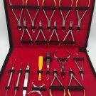 Basic Orthodontics Dental Instruments Set 19 Pcs Composite Kit Premium Quality