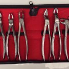 NEW 10 PCS DENTAL EXTRACTING FORCEPS EXTRACTION DENTAL INSTRUMENTS