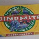 Dinomite Vintage 1988 Dinosaur Adventure Board Game University Games